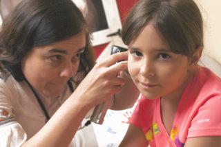 pediatrician medical checkup